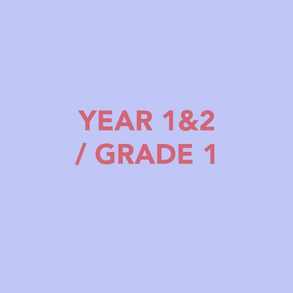 year 1&2